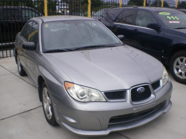2007 Subaru Impreza car for sale in Detroit